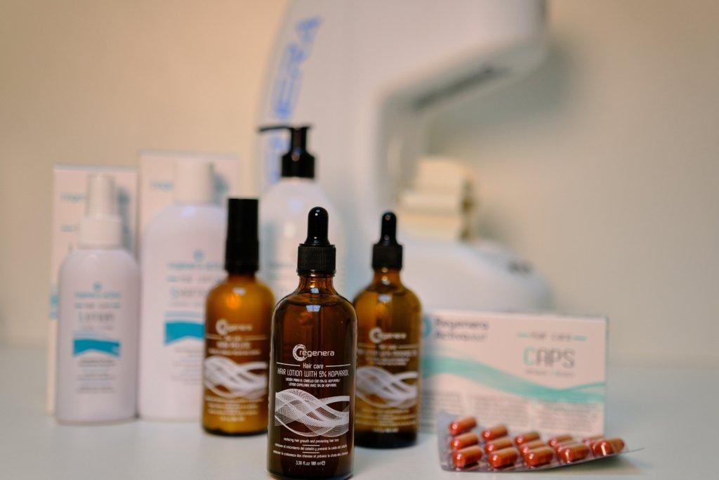 Regenera Hair Lotion with Kopyrrol 5%  ЛОСЬОН ПРОТИВ ВЫПАДЕНИЯ ВОЛОС